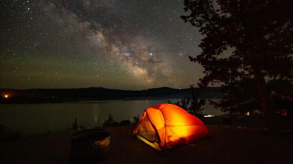 Prineville Reservoir first Oregon park to get 'dark sky' nod